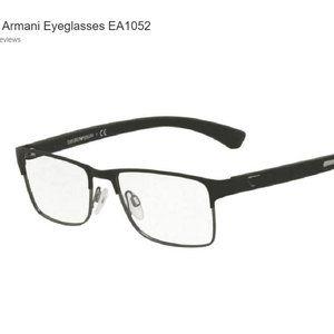 Armani EA1041 Eyeglass Frames Black